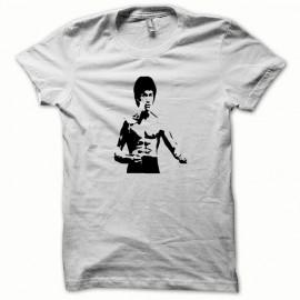 Tee shirt Bruce Lee noir/blanc mixtes tous ages