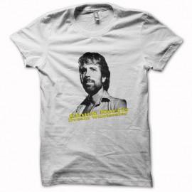 Tee shirt Chuck Norris distributeur de rêves blanc mixtes tous ages