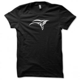 Tee shirt Stargate Anubis symbol blanc/noir