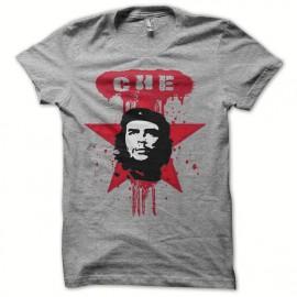 Tee shirt CHE Guevara blood gris mixtes tous ages