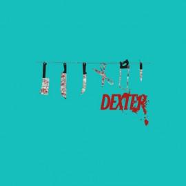 Tee-shirt Dexter Toolkit turquoise