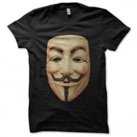 T shirt T-Mask black