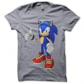 Tee Shirt Sonic Slate