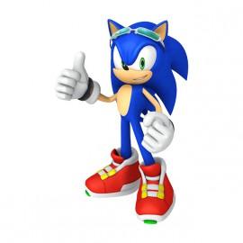 Tee Shirt Sonic White
