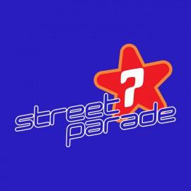 Tee Shirt Street Parade Blue