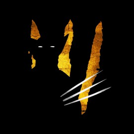 tee shirt wolverine ombre effets noir