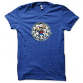 tee shirt Mcfly The Time blue