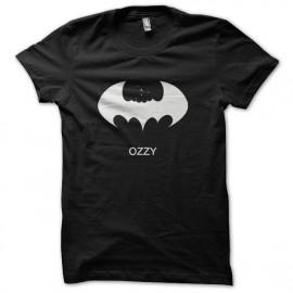 tee shirt Ozzy noir mixtes tous ages