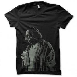 tee shirt big lebowski black