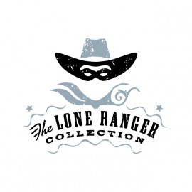 tee shirt the lone ranger blanc