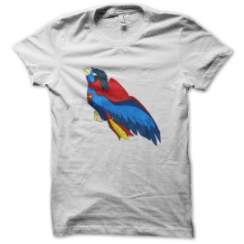 tee shirt superpidgey blanc