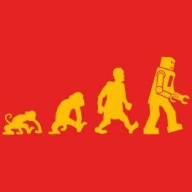 sheldon the big bang theory robot darwin evolution