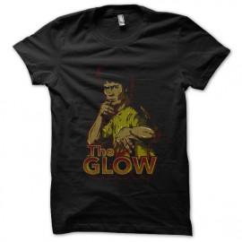 tee shirt the glow noir