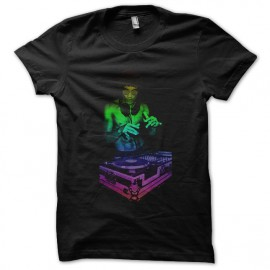 tee shirt bruce lee dj noir