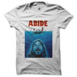 tee shirt Abide blanc