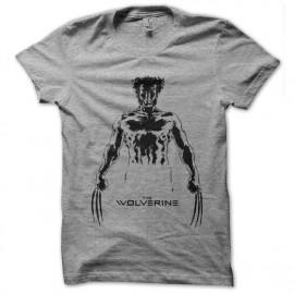 tee shirt the wolverine girs