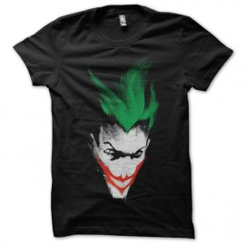tee shirt joker noir mixtes tous ages