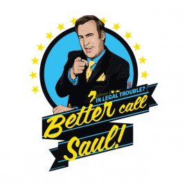 tee shirt better call saul blanc
