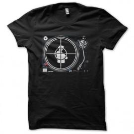 tee shirt public enemy technics noir