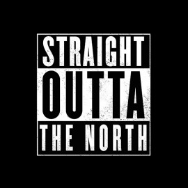 Game of thrones - Straight outta The north