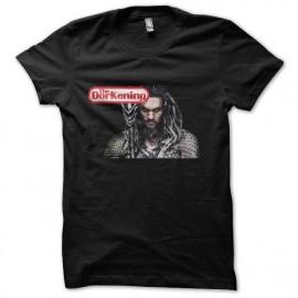 tee shirt the dorkening noir