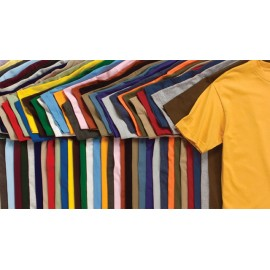 Tee shirt vierge 100% coton organic
