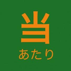 tee shirt atari japonais vert