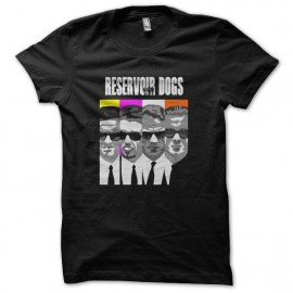 tee shirt reservoir dogs bd noir