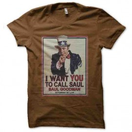 i want you to call saul goodman marron