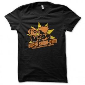 tee shirt super sayan dragon ball