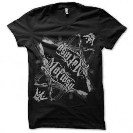 tee shirt mafioso gangsters noir