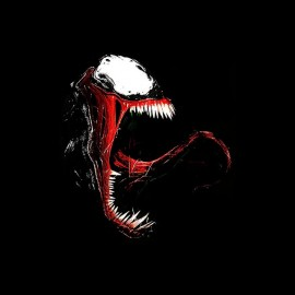 tee shirt alien gore noir