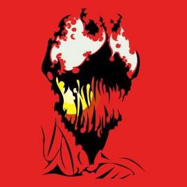 tee shirt deadpool design rouge