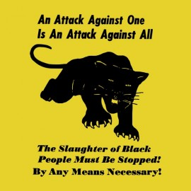 tee shirt black panthers jaune