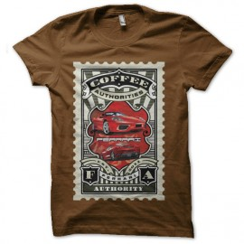 tee shirt ferrari coffee collection