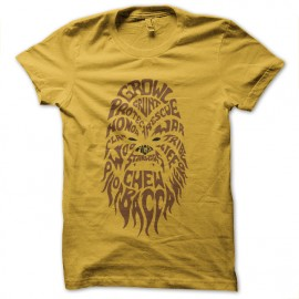 tee shirt chewbacca grow