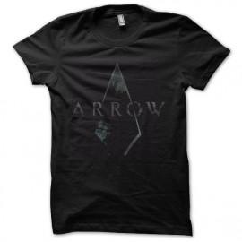 tee shirt arrow noir