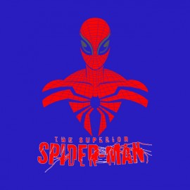 tee shirt spider-man superieur