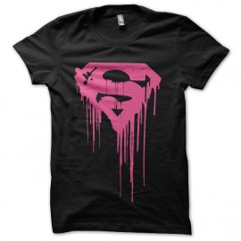 tee shirt superman degoulinant