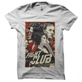 tee shirt fight club comics