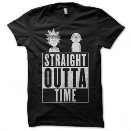 Rick and Morty - Straight outta Time