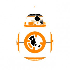 Star wars - BB8 design