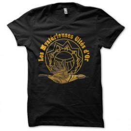 tee shirt les cités d or rare