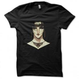 tee shirt lodoss war noir