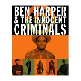 tee shirt ben harper and the innocent