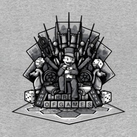 tee shirt monopoly got gris