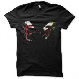 tee shirt joker vs alien