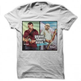 tee shirt gta marseille