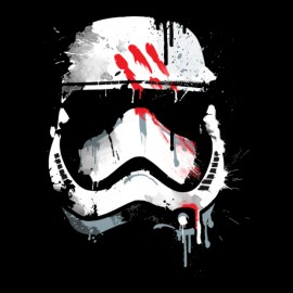 tee shirt stormtrooper revolution