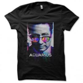 tee shirt aquarius noir